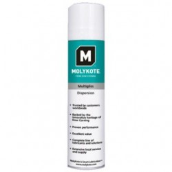 MOLYKOTE MULTIGLISS OIL SPRAY 400 ML
