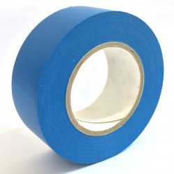 CINTA AISLANTE CF PVC ESP.ELECT AZUL